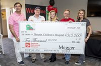 Megger 19th annual golf outing raises money for charity