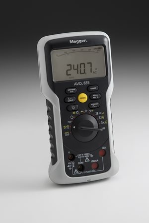 Megger AVO800 Digital Multimeter